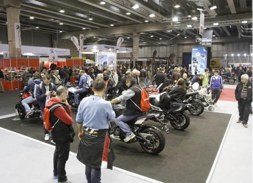 Motor Bike Expo scalda i motori per l'edizione 2015 - Foto 20 di 20