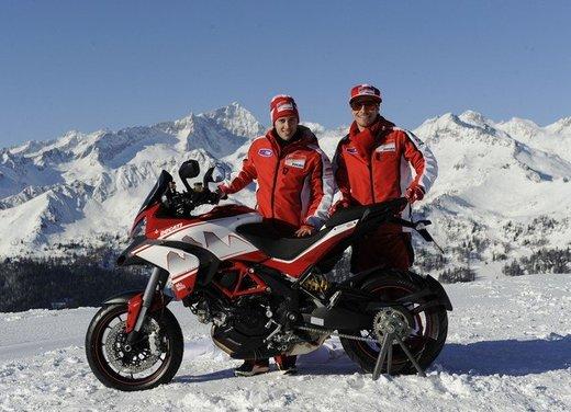 Ducati  Multistrada, 1199 Panigale e Monster: finanziamenti speciali di Ducati Financial Services