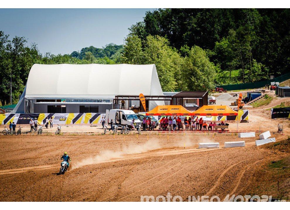 Must Cross: KTM inaugura a Maggiora l'E-Cross center il 25 e 26 luglio - Foto 3 di 7