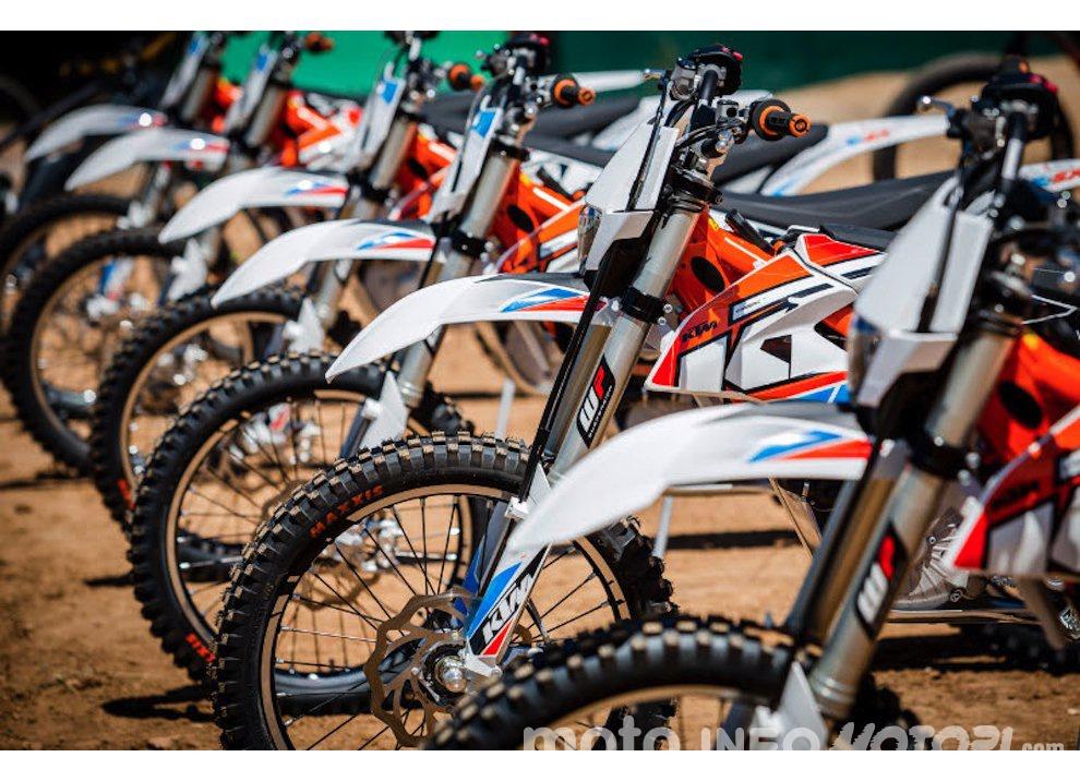 Must Cross: KTM inaugura a Maggiora l'E-Cross center il 25 e 26 luglio - Foto 4 di 7