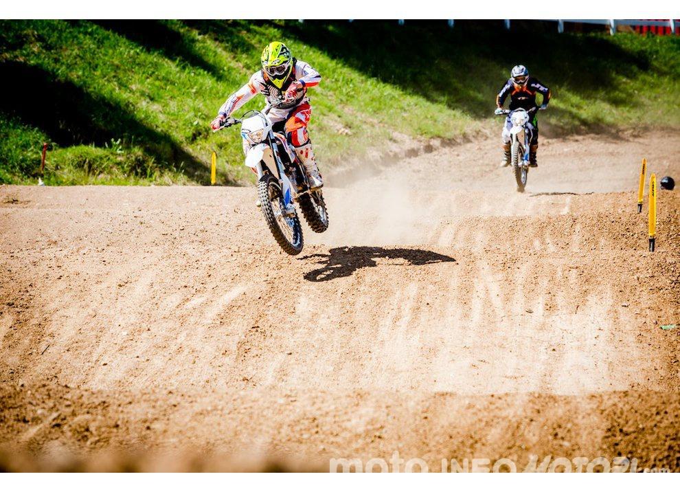 Must Cross: KTM inaugura a Maggiora l'E-Cross center il 25 e 26 luglio