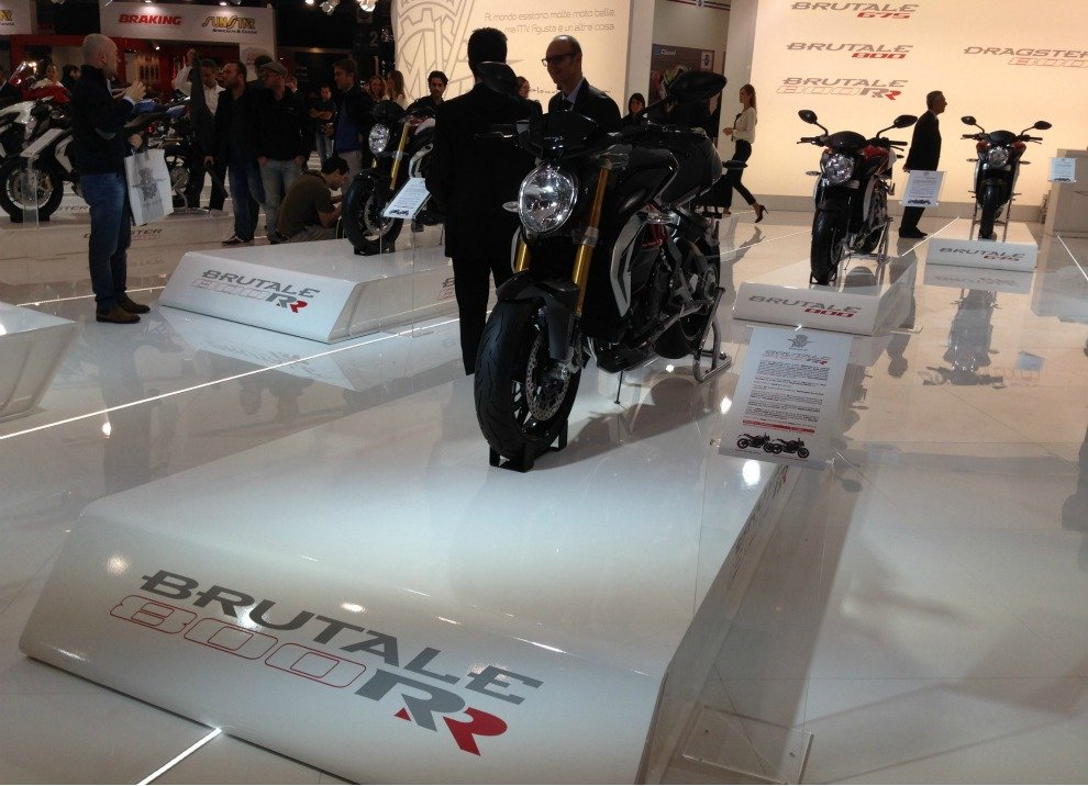 MV Agusta vince il premio Design of the Year al Bike India Awards - Foto 3 di 15
