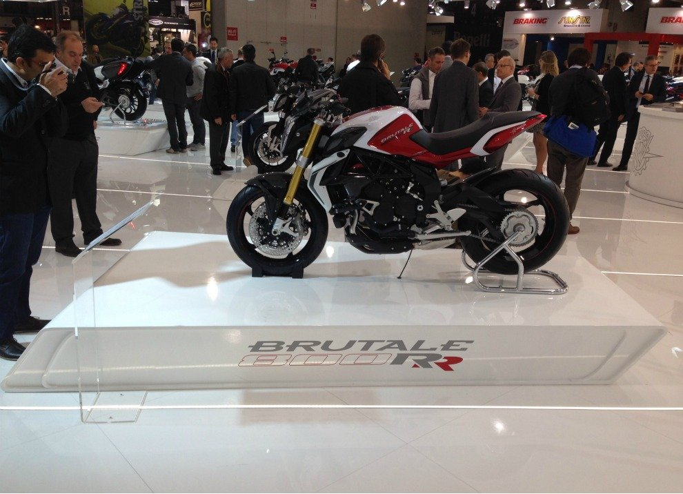 MV Agusta vince il premio Design of the Year al Bike India Awards - Foto 2 di 15