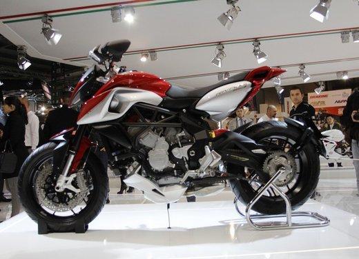 MV Agusta Rivale 800 la moto più bella di Eicma 2012