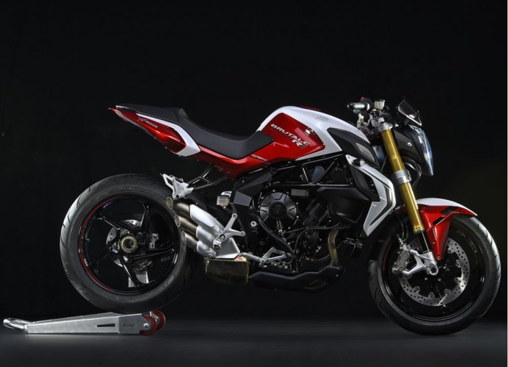 MV Agusta vince il premio Design of the Year al Bike India Awards - Foto 5 di 15