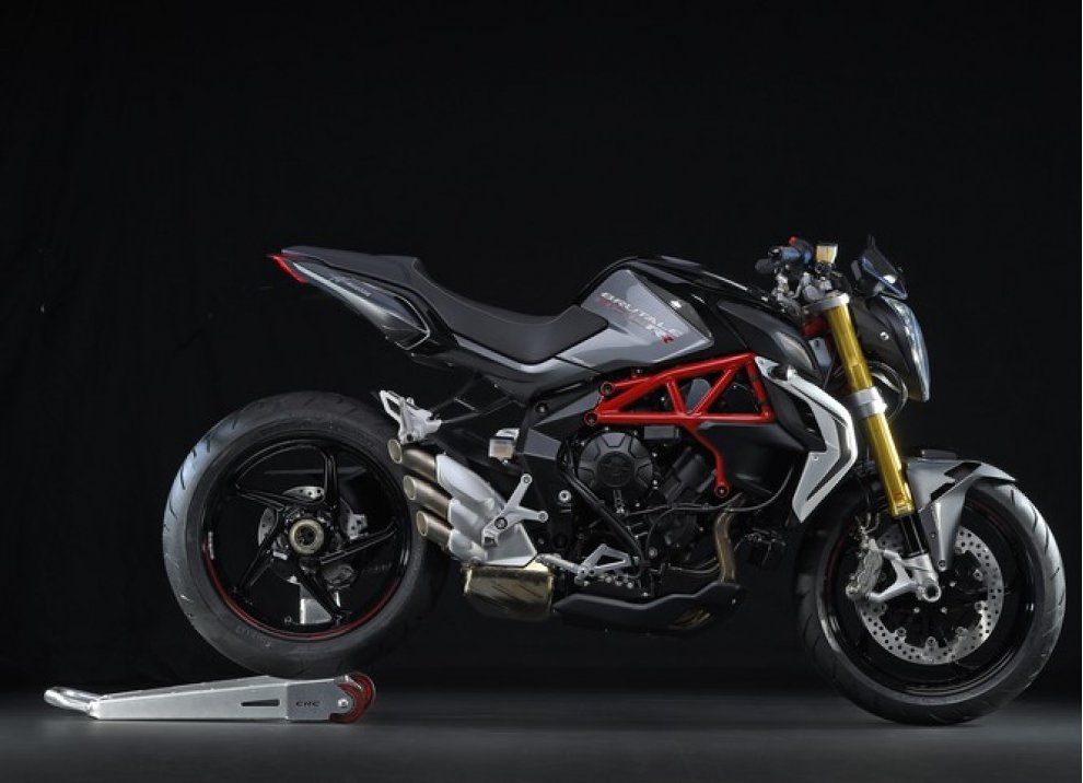 MV Agusta vince il premio Design of the Year al Bike India Awards - Foto 6 di 15