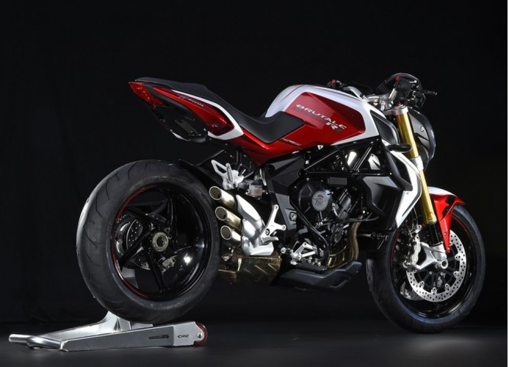 MV Agusta vince il premio Design of the Year al Bike India Awards - Foto 7 di 15