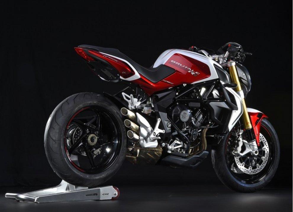 MV Agusta vince il premio Design of the Year al Bike India Awards - Foto 7 di 15