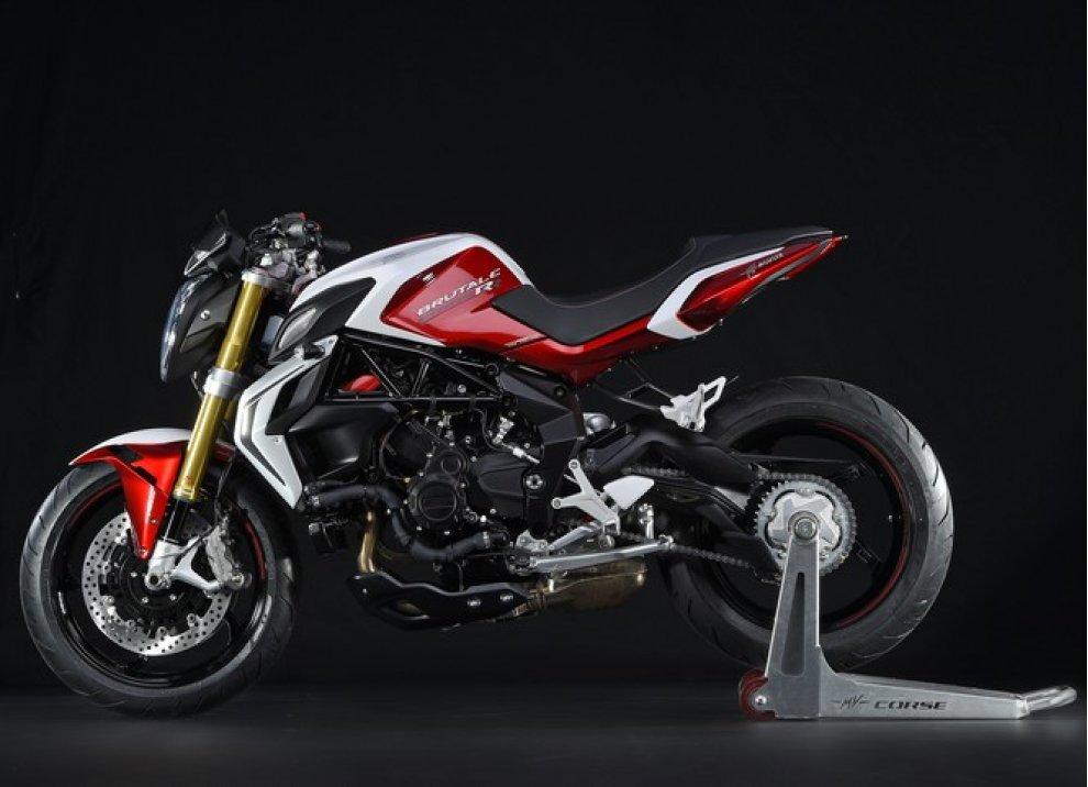 MV Agusta vince il premio Design of the Year al Bike India Awards - Foto 9 di 15