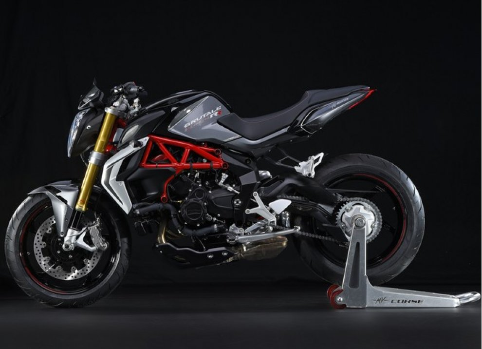 MV Agusta vince il premio Design of the Year al Bike India Awards - Foto 11 di 15