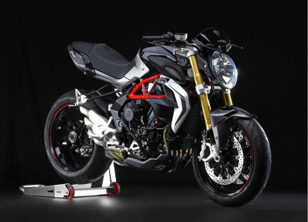 MV Agusta vince il premio Design of the Year al Bike India Awards - Foto 13 di 15