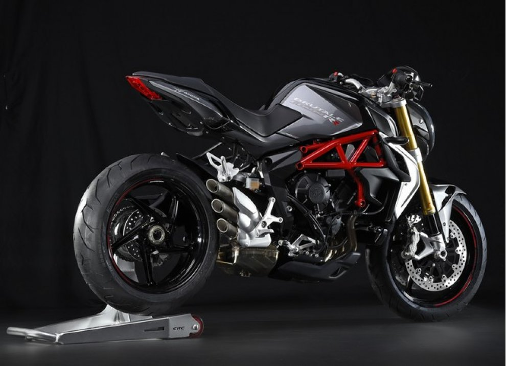 MV Agusta vince il premio Design of the Year al Bike India Awards - Foto 15 di 15