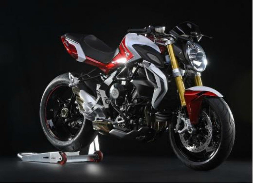 MV Agusta vince il premio Design of the Year al Bike India Awards - Foto 4 di 15