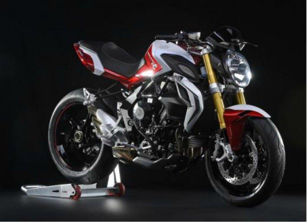 MV Agusta vince il premio Design of the Year al Bike India Awards - Foto 4 di 15