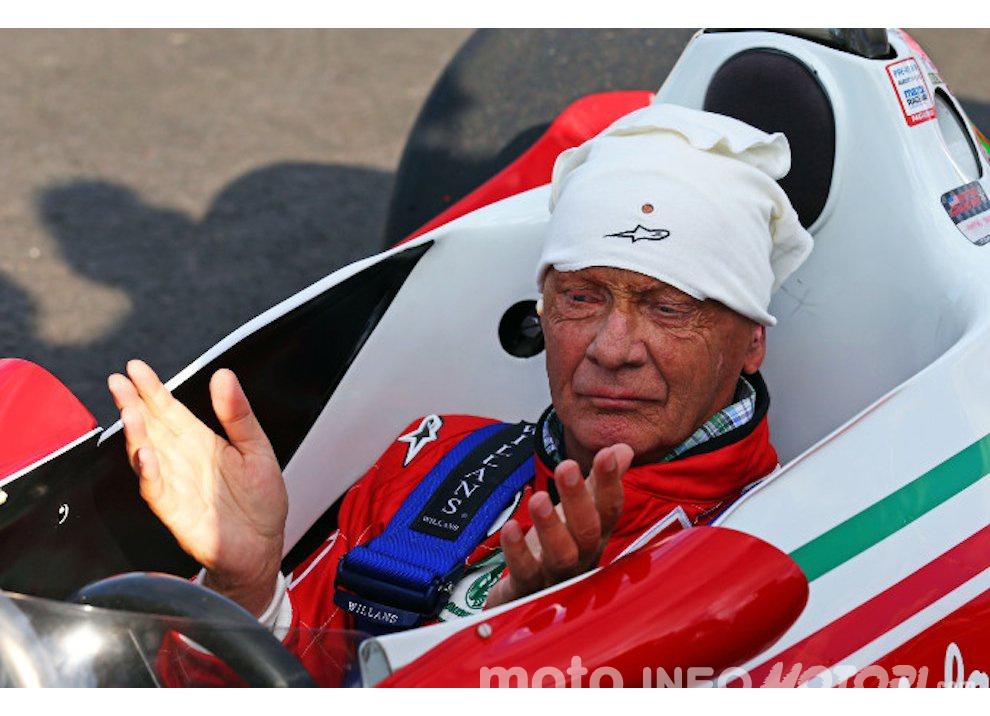 Niki Lauda, 70 anni del pilota austriaco che ha fatto la storia della Formula 1 - Foto 2 di 3