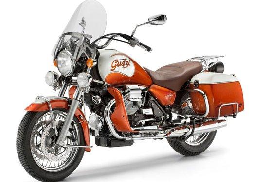Moto Guzzi California 90° Anniversario: prezzo di 16.780 Euro - Foto 8 di 15