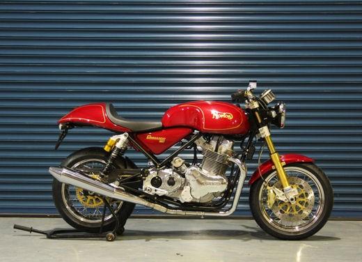 Norton Commando 961