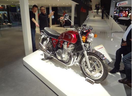 Novità moto Honda per Eicma 2013