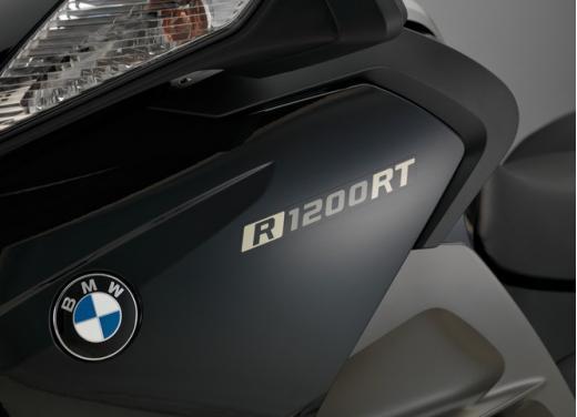 Nuova BMW R 1200RT