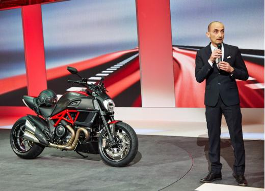 Nuova Ducati Diavel al Salone di Ginevra 2014 - Foto 6 di 13