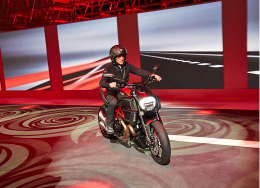 Nuova Ducati Diavel al Salone di Ginevra 2014 - Foto 9 di 13