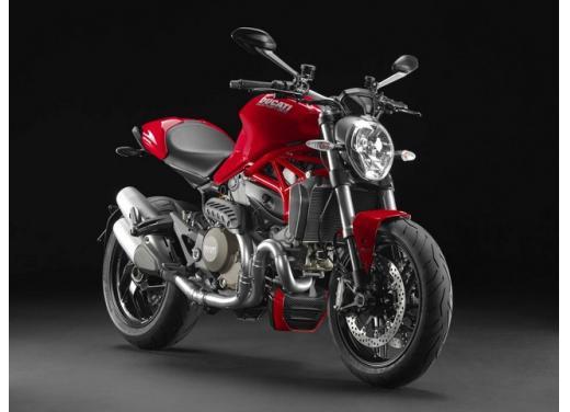 Nuova Ducati Monster 1200 prezzi a partire da 13.490 euro