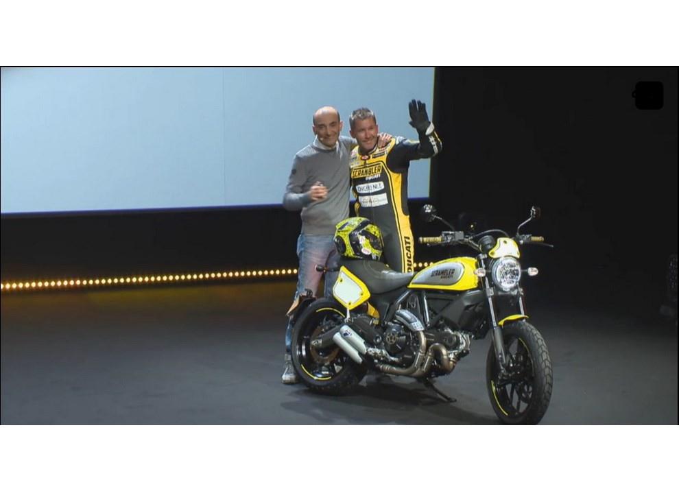 Nuova Ducati Scrambler presentata la nuova gamma ad EICMA 2015