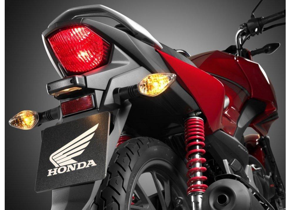 Nuova Honda CB125F 2015 - Foto 4 di 14