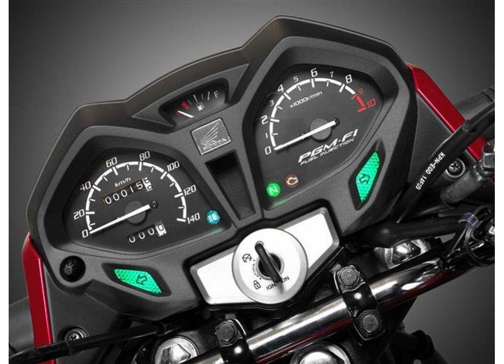 Nuova Honda CB125F 2015 - Foto 5 di 14