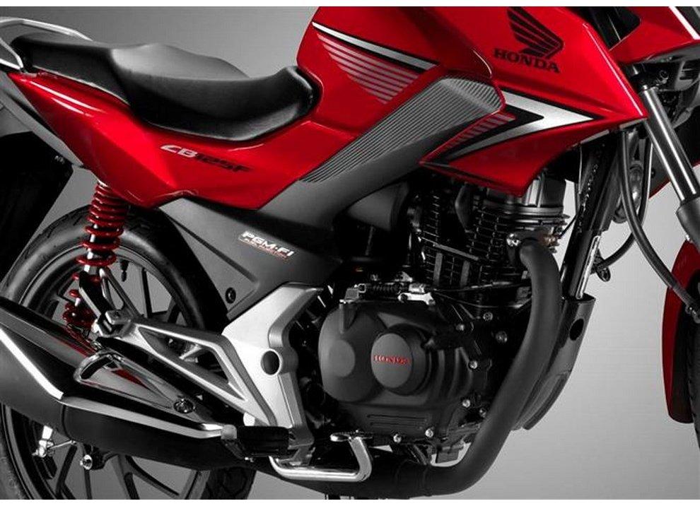 Nuova Honda CB125F 2015 - Foto 8 di 14