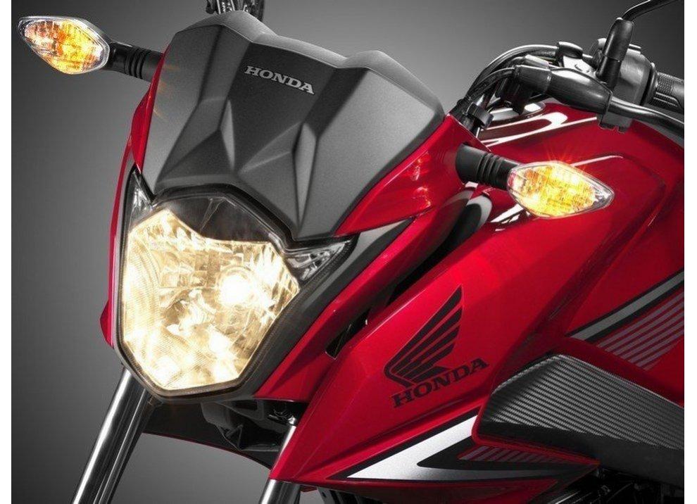 Nuova Honda CB125F 2015 - Foto 9 di 14