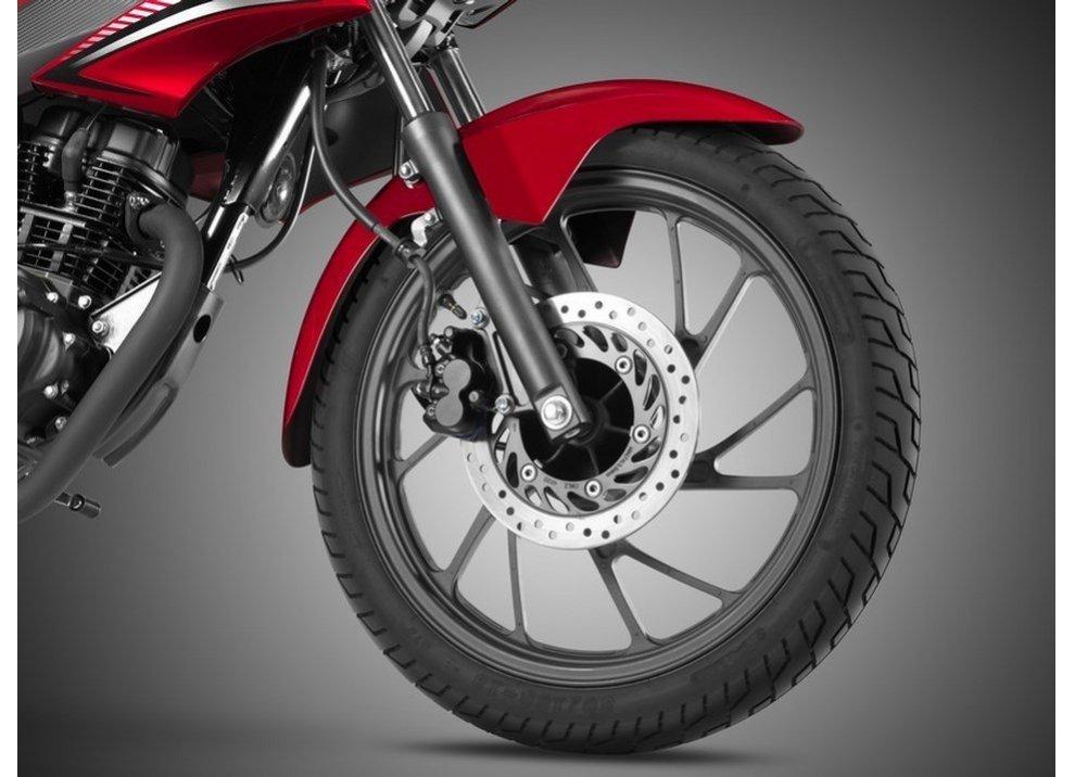Nuova Honda CB125F 2015 - Foto 14 di 14
