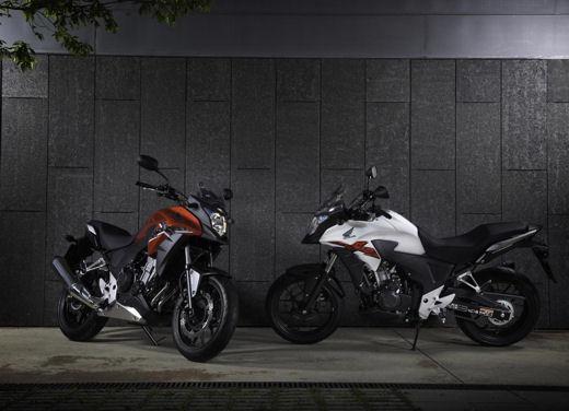Nuova Honda CB500X in anteprima il 17 e 18 maggio nelle concessionarie ufficiali