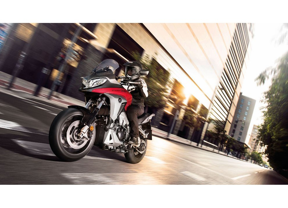 Nuova Honda Crossrunner 2015 - Foto 6 di 6