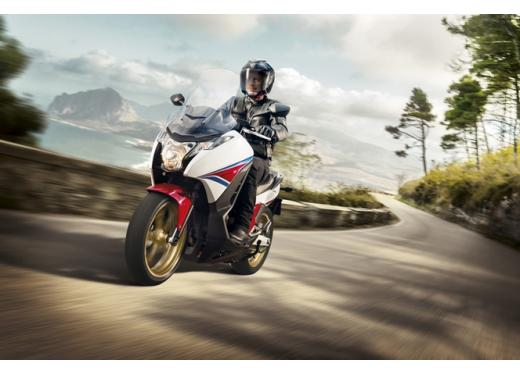 Nuova Honda Integra 750 MY 2014