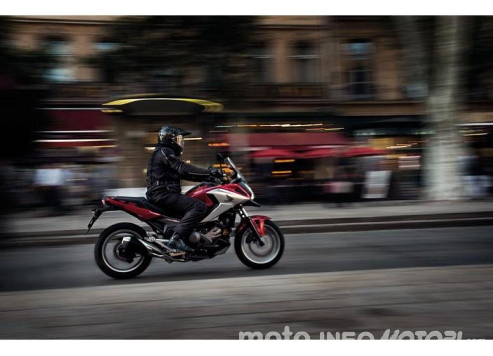 Nuova Honda NC750X 2016 - Foto 3 di 7