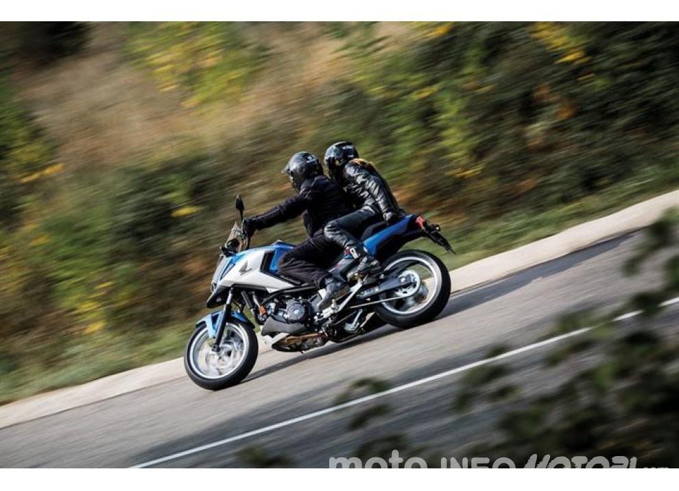 Nuova Honda NC750X 2016 - Foto 6 di 7