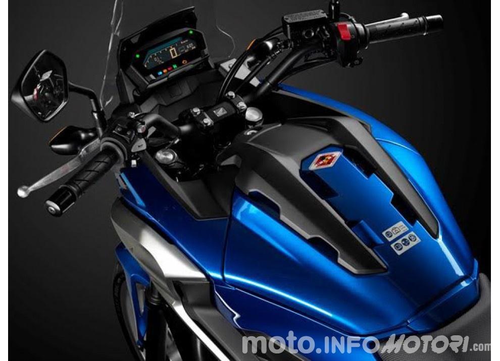 Nuova Honda NC750X 2016 - Foto 7 di 7