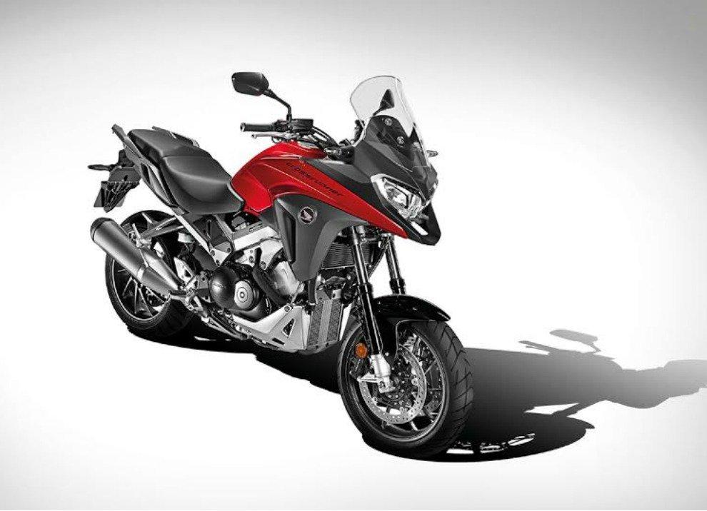 Nuova Honda VFR800X Crossrunner