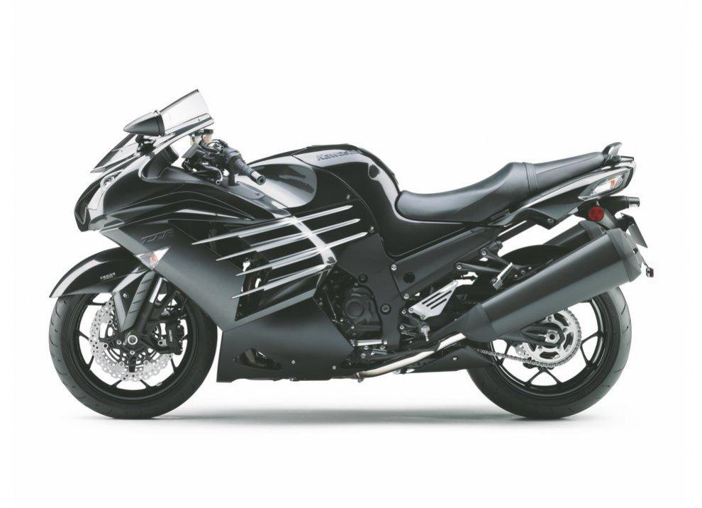 Nuova Kawasaki ZZR 1400 2016: Euro4, ma con 200CV - Foto 13 di 29