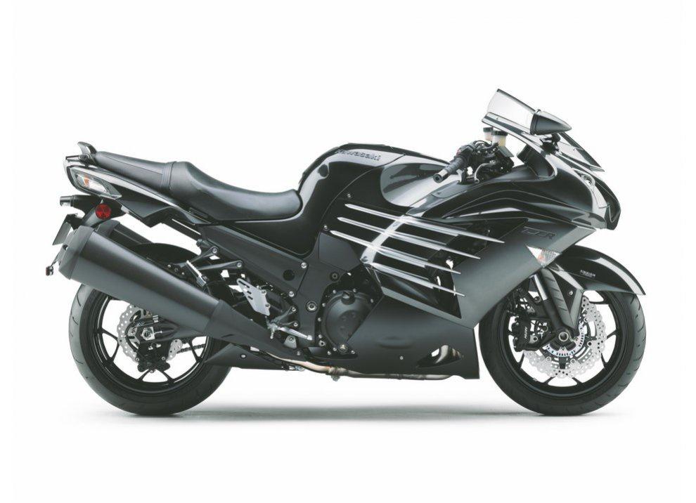 Nuova Kawasaki ZZR 1400 2016: Euro4, ma con 200CV - Foto 15 di 29