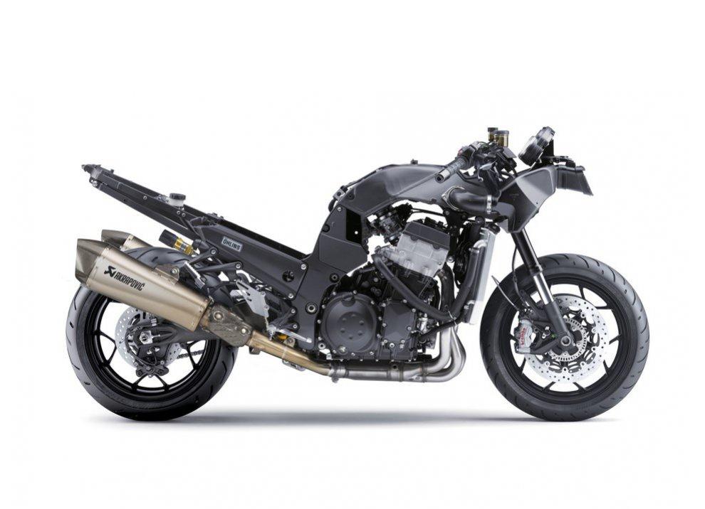 Nuova Kawasaki ZZR 1400 2016: Euro4, ma con 200CV - Foto 26 di 29