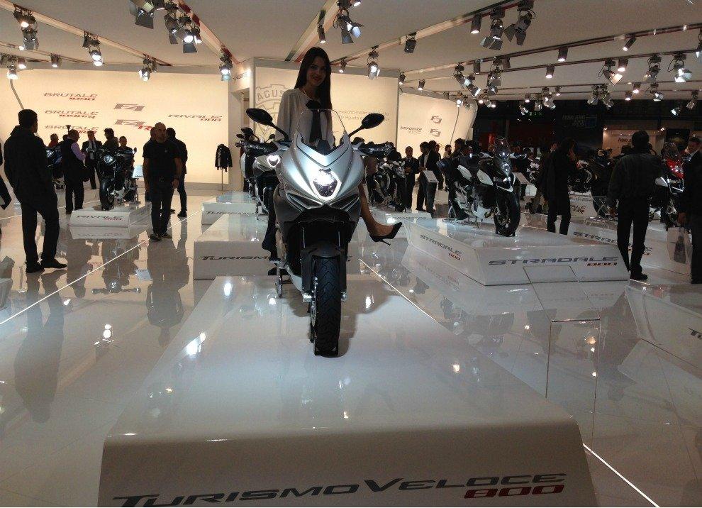Nuova MV Agusta Turismo Veloce 800