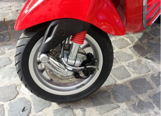 Nuova Piaggio Vespa Sprint 125 test ride - Foto 6 di 11