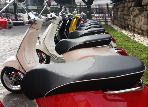 Nuova Piaggio Vespa Sprint 125 test ride - Foto 3 di 11