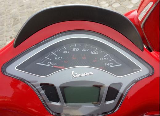 Nuova Piaggio Vespa Sprint 125 test ride - Foto 4 di 11