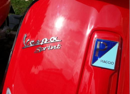 Nuova Piaggio Vespa Sprint 125 test ride - Foto 10 di 11