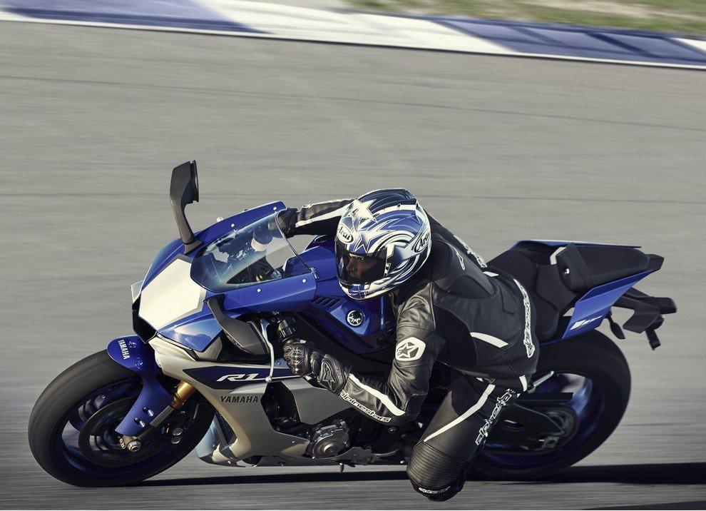Nuova Yamaha R1: è lei la regina - Foto 5 di 95
