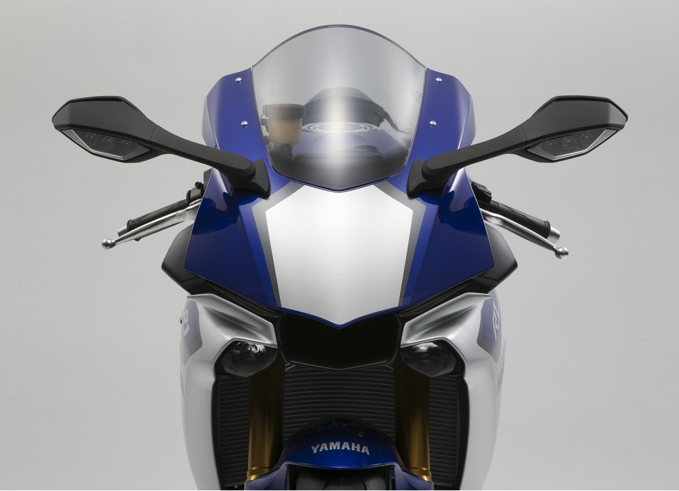 Nuova Yamaha R1: è lei la regina - Foto 11 di 95