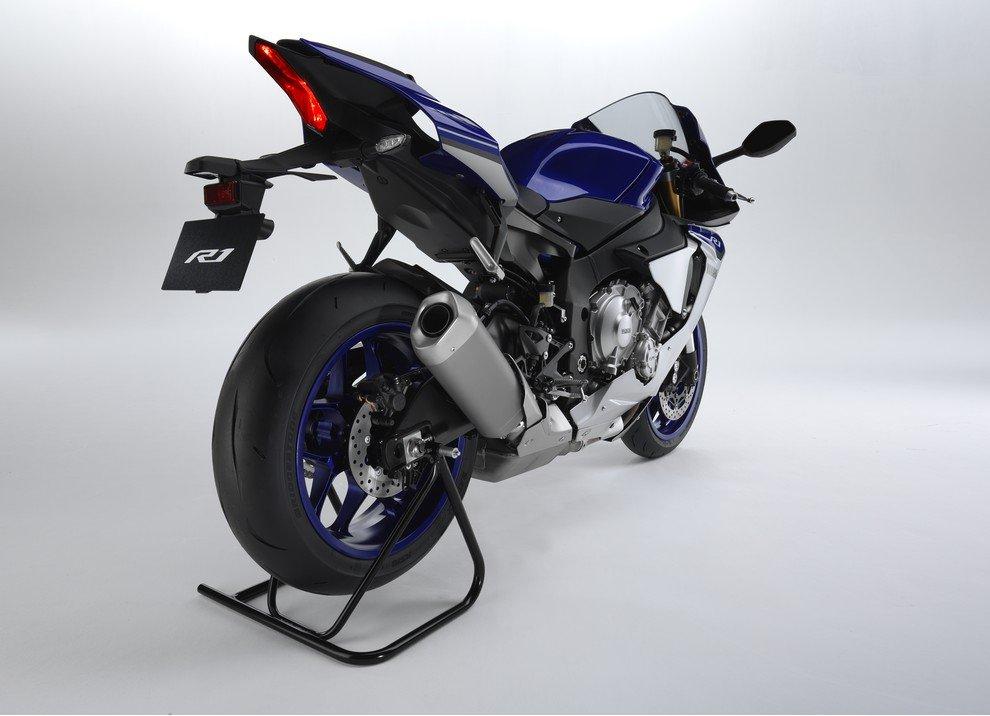 Nuova Yamaha R1: è lei la regina - Foto 13 di 95